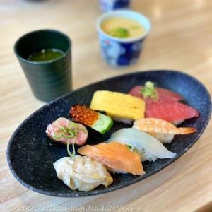 平日限定!くら寿司のワンコインランチ