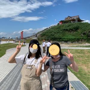 夏休み旅!その1