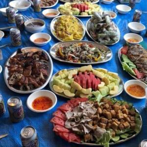 ベトナム料理堪能!