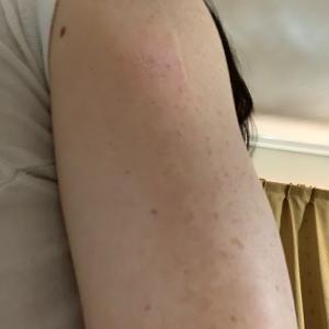 ワクチン2回目受けて一夜明け。。。