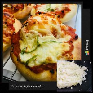 クリスマスに食べたい罪悪感なしのピザ