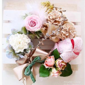 Christmas wreath  ~Atelier myumyu~