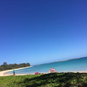ハワイ暮らし、お気に入りのビーチは