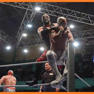 2019/4/1 CMLL アレナ・プエブラ
