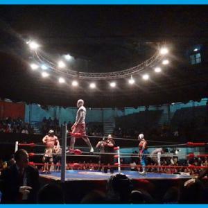 2019/11/9 CMLL アレナ・コリセオ(CDMX)