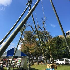 まちなかフード&ミュージックフェスティバル #おとメシ 富山城址公園