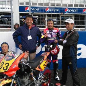 2015年 岡山国際サーキット 120分耐久 その後・・・・・
