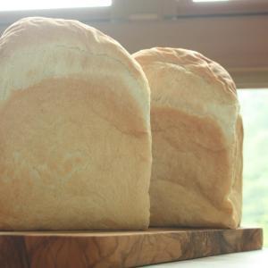 ◆◇白もくパンの『ヒトリジメしたい食パン』焼けました♪◆◇