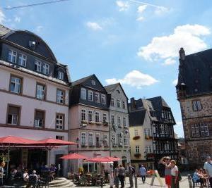 グリムの世界を歩く歩く【後】 MarburgでGrimm-Dich-Pfad