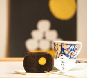 10月の和菓子 ♯フェルト和菓子