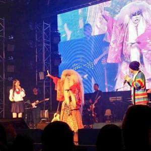 台湾でNamewee世界ツアーに参戦
