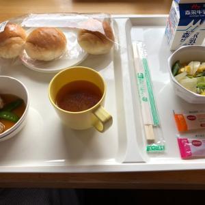 入院日記2021  ⑫   栄養不足