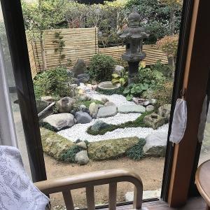 庭作り48日本庭園編(21)・・2020年の作庭。
