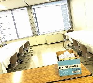 ●産経学園大阪校カルチャースクール8月の様子(風鈴とイルカ)