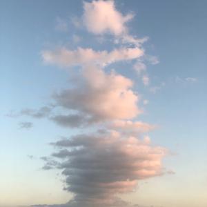 ●空がキレイ(*´-`)