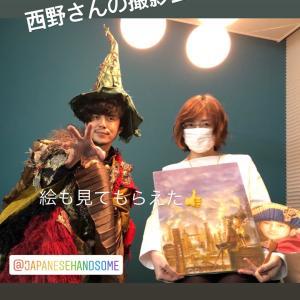 ●西野亮廣さんのプペル撮影会に参加しました(*^o^)ノ⌒☆+゚・