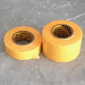 ●エアブラシのマスキングにも使えるマスキングテープ(#^^#)