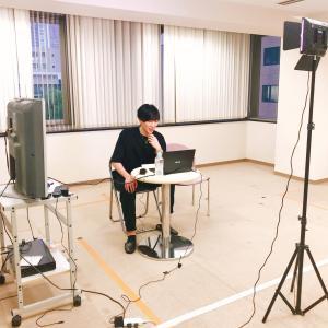 佐々木陽平1対1オンライントークイベント開催