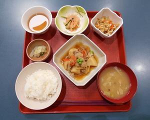 温か料理でポカポカに(^O^)