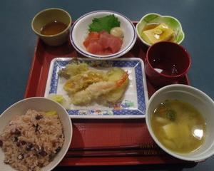 敬老の日の行事食!!