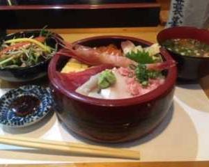 アン、ちらし寿司三昧♪・其の参