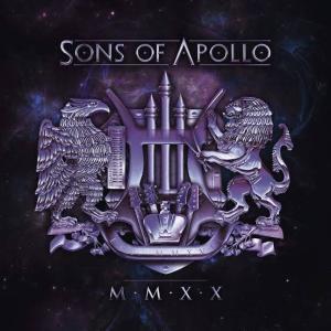 SONS OF APOLLO / MMXX (2020)