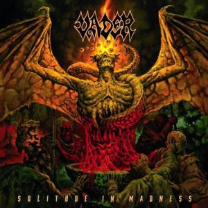 VADER / Solitude In Madness (2020)