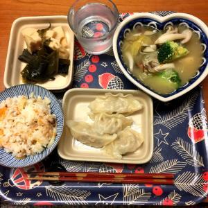 昼食&夕食