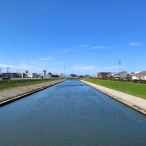 サイクリング 鳩ケ谷~芝川第一調整池