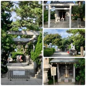葉山女子旅きっぷ 森戸神社