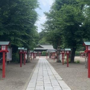 久喜 鷲宮神社