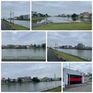 戸田漕艇場から道満グリーンパーク