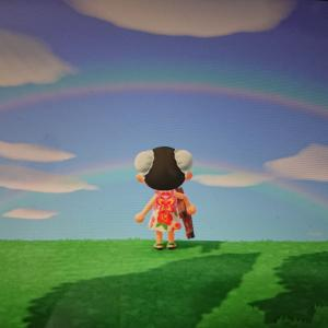 ♪虹がきれいだよ~