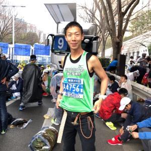 2019東京マラソン走ってきました