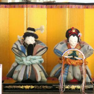 人形作家 大田 富恵枝さんの人形展示 令和2年3月