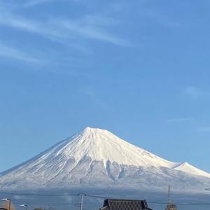 これぞ富士山