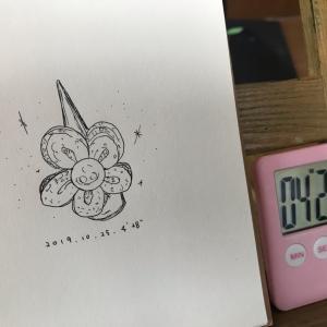 ●20191025〜絵筋トレ部*