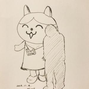 ●20191104-08〜絵筋トレ部まとめ*