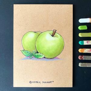 ●アオリンゴ*