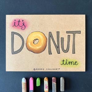 ●ドーナツの時間*
