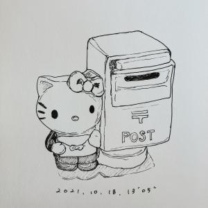 ●20211018-22〜絵筋トレ部まとめ*