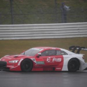 Super GT DTM特別交流戦フリー走行