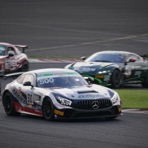 富士24時間レース観戦