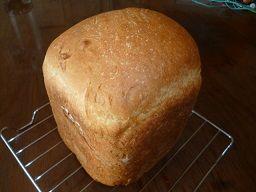 我が家の芝生!フランスパン風食パンが好き!