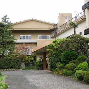 2019年GW 新潟の旅 弥彦温泉郷に宿泊 お宿編