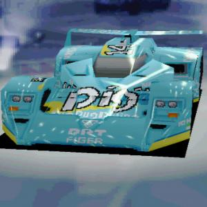 Ridge Racer Type4 Extra Trial DRT Terrazi