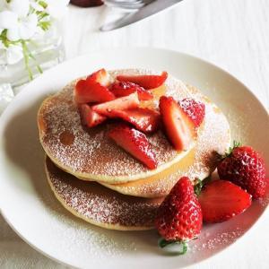 懺悔の火曜日:草苺ジャムとパンケーキ