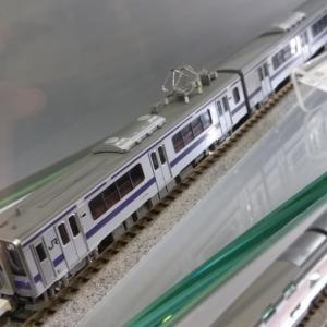 701系盛岡色と青い森鉄道