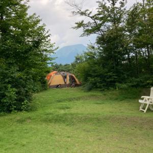 大山キャンプ