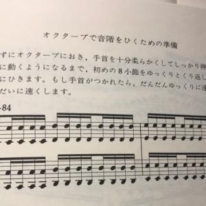ピアノ練習の仕方、最初はゆっくり次第に速く…そして!?